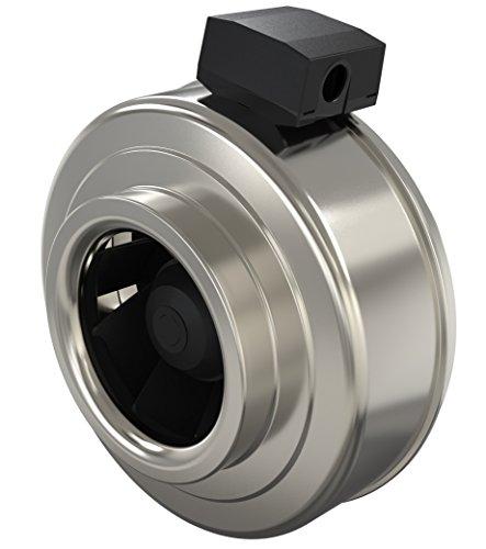 Fantech Fg 8 Inline Centrifugal Duct Fan Metal Housing 8 461 Cfm 120v