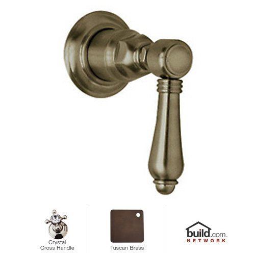 Rohl A4912XCTCBTO, Rohl Showers, 3/4