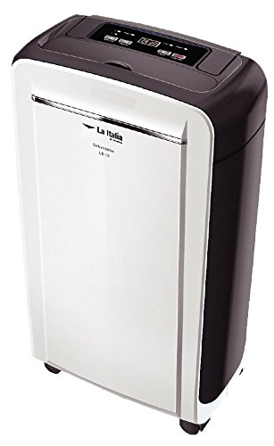 La Ittalia By Renesola LD 10 220W Dehumidifier 2 fan speed low noise level 2 ltr tank 2 years...