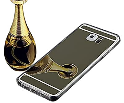 Galaxy S8 Case,Inspirationc Samsung Galaxy S8 Luxury Bumper Super Slim Mirror Case for Samsung Galaxy S8 Mirror Case Cover by Inspirationc