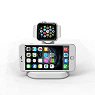 Andux Zone Charge Station / Support / Dock/Stand Holder for Apple Watch