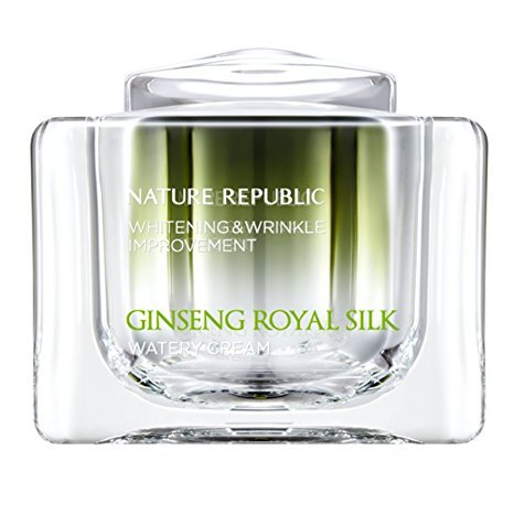 NATURE-REPUBLICGINSENG-ROYAL-SILK-WATERY-CREAM-60g211ozwhiteningwrinkle-improvement