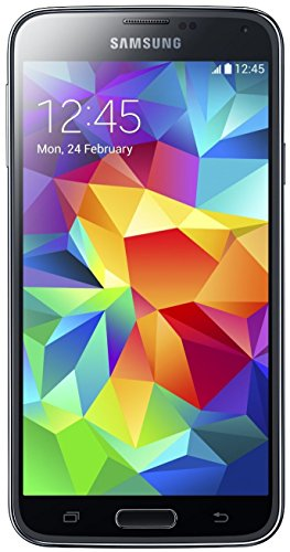 Samsung Galaxy S5 SM-G900H Unlocked Cellphone, International Version, 16GB, Blue