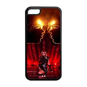 Custmize American Famous Singer Beyonce Cellphone Case for iphone 5C JN5C-1596