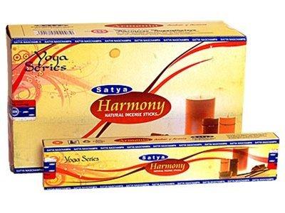 Harmony Case of 12 Boxes - Satya Yoga Se - Satya Yoga Series Incense Shopping Results