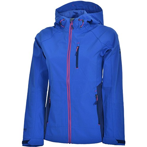 jacket navy McKinley women's Kara softshell blue summer wI1afq4