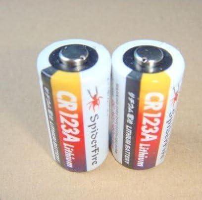 電池 cr123a リチウム