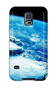 Top Quality Rugged Beautiful Planet Earths Desktop Case Cover For Galaxy S5