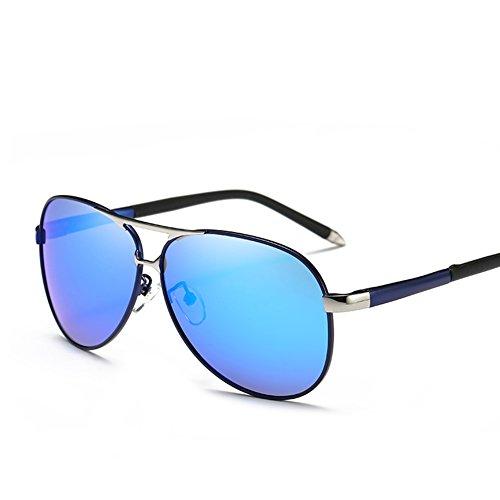 para Gafas Sol C3 para 400 Mujer UV Protección Hombre Polarizadas De C2 Aviator nYq7rn1U