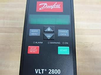 Danfoss VLT 2800 VLT2811PT4B20STR1DBF00A00