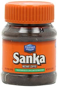 Sanka Decaffeinated Instant Coffee, 2-Ounce Jars (Pack of 12)
