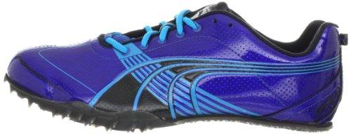 PUMA Men's Complete TFX Sprint 3 Track Shoe,Monaco Blue/Hawaiian Ocean/Black,13 D US