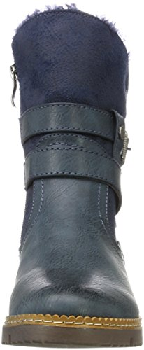 navy 063994 Xti Blau Women Boots 7ZxBxvw0