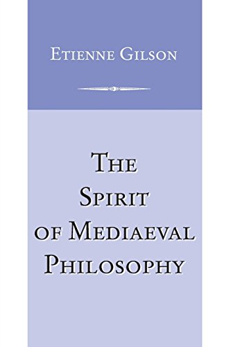 Gilson find offers online and compare prices at storemeister the spirit of mediaeval philosophy fandeluxe Images