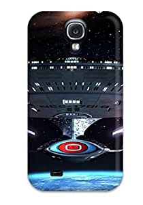 YY-ONE Star Trek Phone Case For Galaxy S4/ High Quality Tpu Case