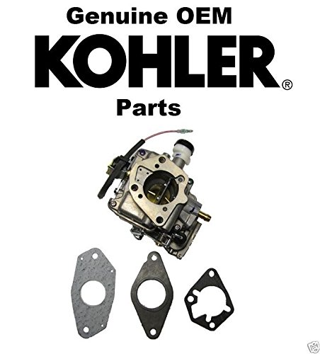Kohler 24-853-34-S Carburetor W Genuine Original Equipment Manufacturer (OEM) Part ()