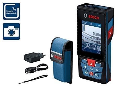 Bosch professional laser entfernungsmesser glm 120 c messbereich: 0