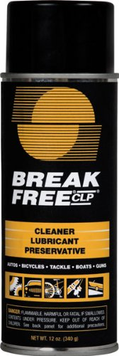 Break Free 12-Ounce Cleaner Lubricant Preservative