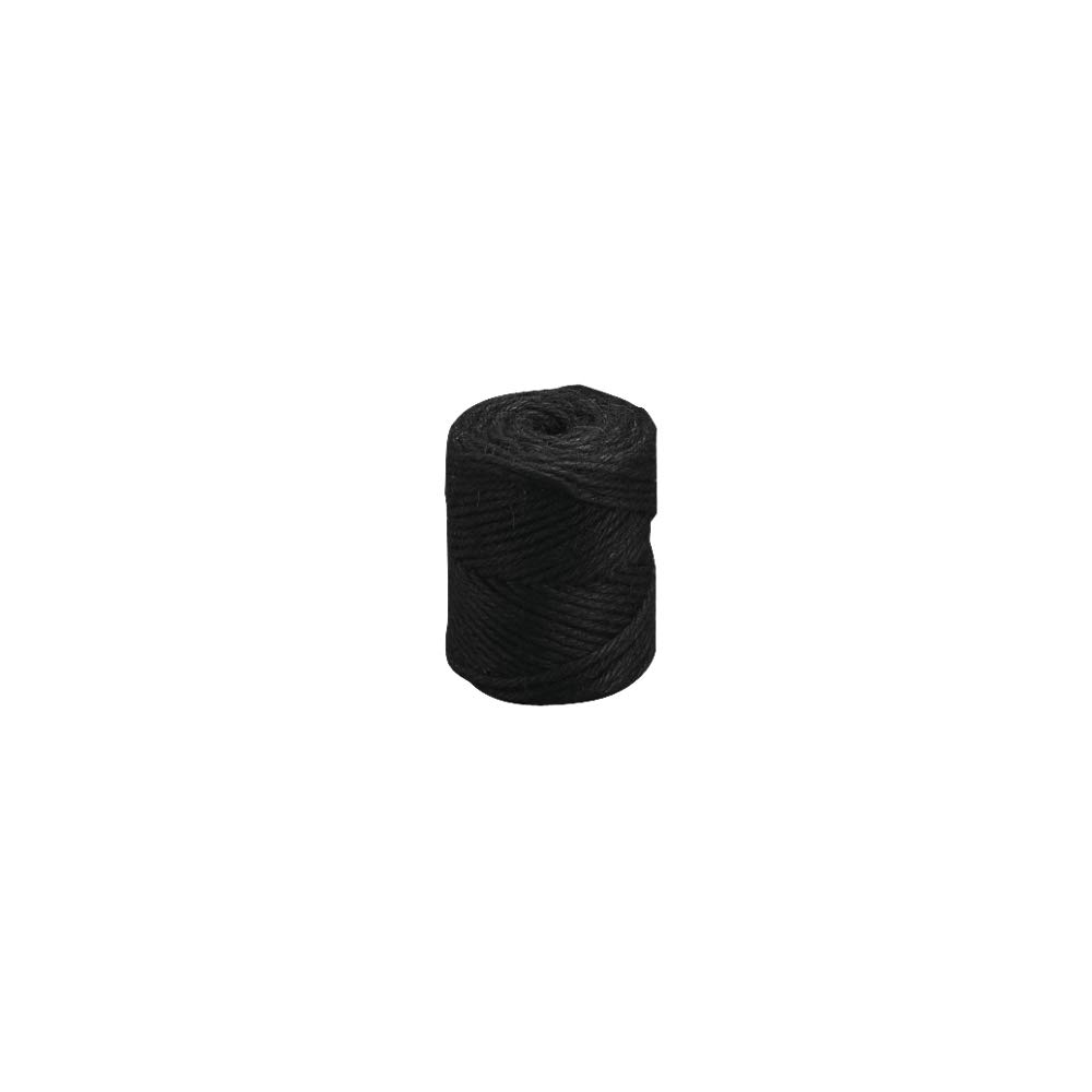 3,5 mm /ø Jutekordel Farbe natur Jute-Schnur 4fach Dekokordel Spule 50 m Bindeschnur Bindegarn Rayher 4200131 Jutegarn