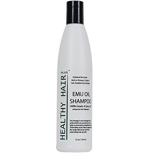 Healthy Hair Plus Shampoo 12oz product image