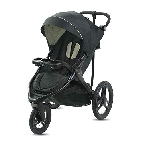 Price comparison product image Graco FitFold Jogger Stroller,  Rowan