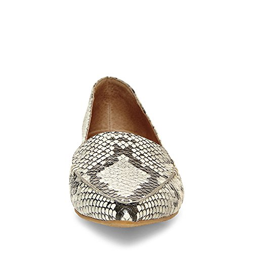 Pictures of Steve Madden Women's Feather Loafer Flat 8 M US 6