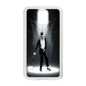 Singer Michael Jackson-king of pop- protective case cover For Samsung Galaxy S5 QV479684612