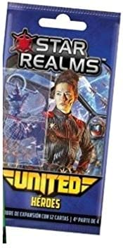 Devir Star Realms United: Heroes - Expansión Juego de Mesa ...