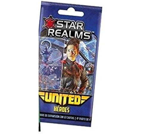 Devir Star Realms United: Heroes - Expansión Juego de Mesa [Castellano]: Amazon.es: Juguetes y juegos