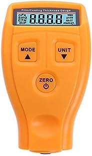 Honeytecs Medidor de Espessura GM200 Revestimento LCD Medidor de Espessura de Pintura Digital LCD Tester Teste