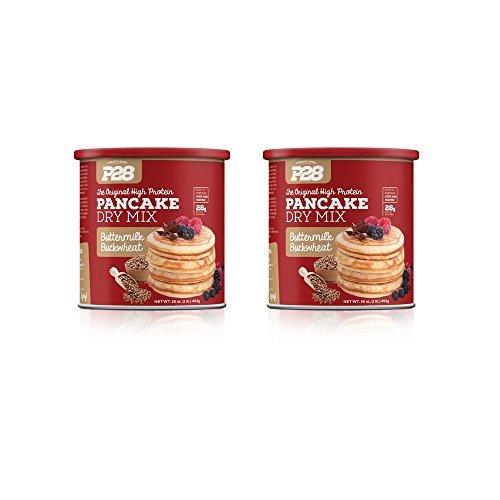 Buckwheat Buttermilk Pancake Mix - 5