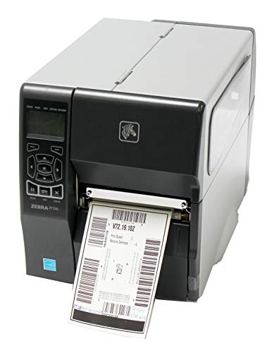 Zebra ZT23042-D01000FZ Direct Thermal Printer 203 DPI, Serial USB, Monochrome