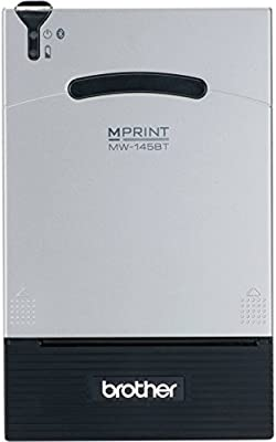 Brother MW-145BT - Impresora térmica portátil A7 (Velocidad de 4 ...