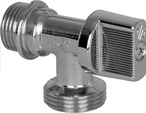 Robinet machine à laver 1/4 de tour 15x21 20x27 L94 réf DEF728U ...