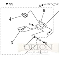 Xerox Phaser 5500 015k60900 Fuser Exit Sensor Kit