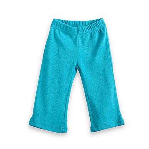 Organic Baby Yoga Pants (Kee-Ka Organic Baby Yoga Pants (Turquoise))
