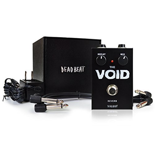 - THE VOID Reverb Effect Pedal by Deadbeat Sound