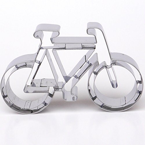 Bicycle Cookie Cutter- Stainless Steel