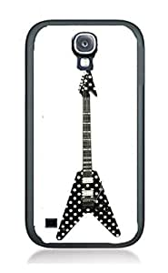 Case Cover Guitar Musical for Samsung S3 mini GI6 Border Rubber Pvc Case Black@pattayamart