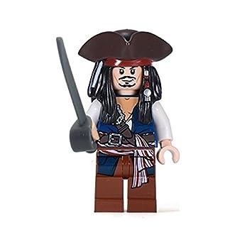 Lego Fluch Der Karibik Pirates Of The Caribbean Minifigur Jack