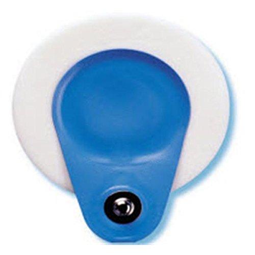WP000-R-00-S/25 R-00-S/25 R-00-S/25 Electrode EKG/ECG Blue Sensor R Foam/ Wet Gel Adult 57x48mm 25/Pk Ambu Inc