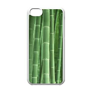Protection Cover Hard Case Of Bamboo Cell phone Case For Iphone 5C