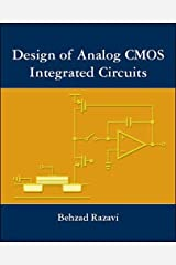 Design of Analog CMOS Integrated Circuits Hardcover