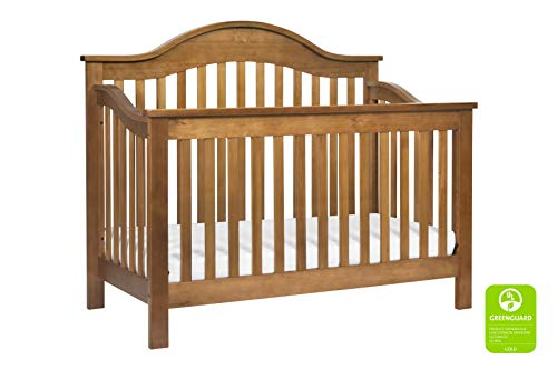 DaVinci Jayden 4-in-1 Convertible Crib, Chestnut ()