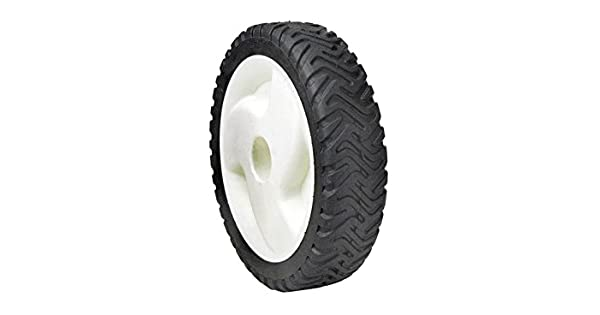 Amazon.com: Mr Mower Piezas cortacésped rueda para Toro ...