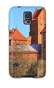 Awesome Design Trakai Castle Hard Case Cover For Galaxy S5