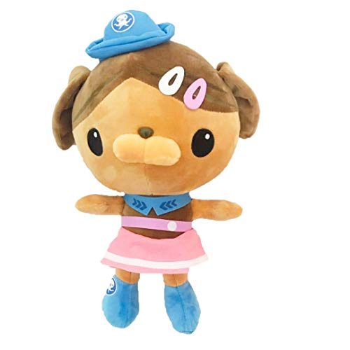 Octonauts Dashi Plush Toys 12