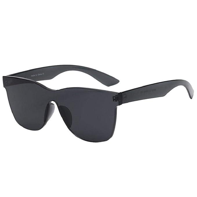 QUICKLYLY Gafas De Sol Para Hombre/Mujer Polarizadas Moda ...