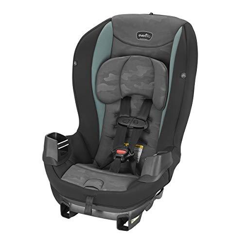 - Evenflo Sonus Convertible Car Seat, Deerfield