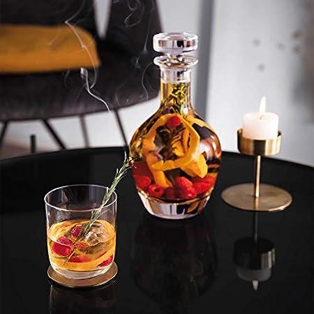 Villeroy & Boch Scotch Whisky Botella para whisky No. 1, 750 ml, Cristal, Transparente